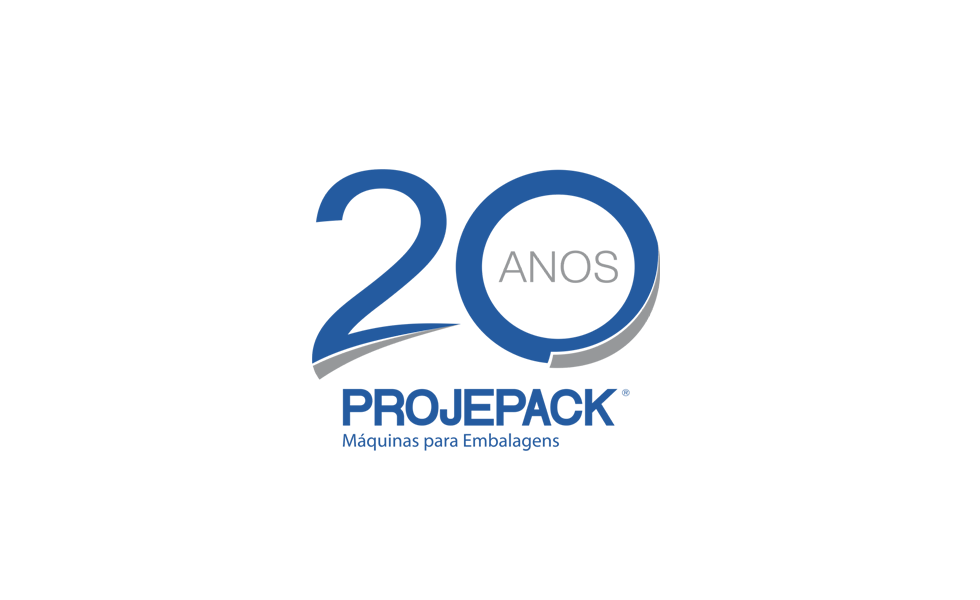 Selo 20 Anos Projepack